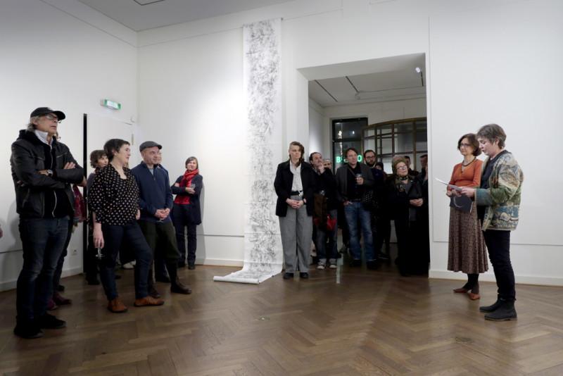 Eröffnungsrede von Dorothee Bienert und Einführung von Helen Adkins