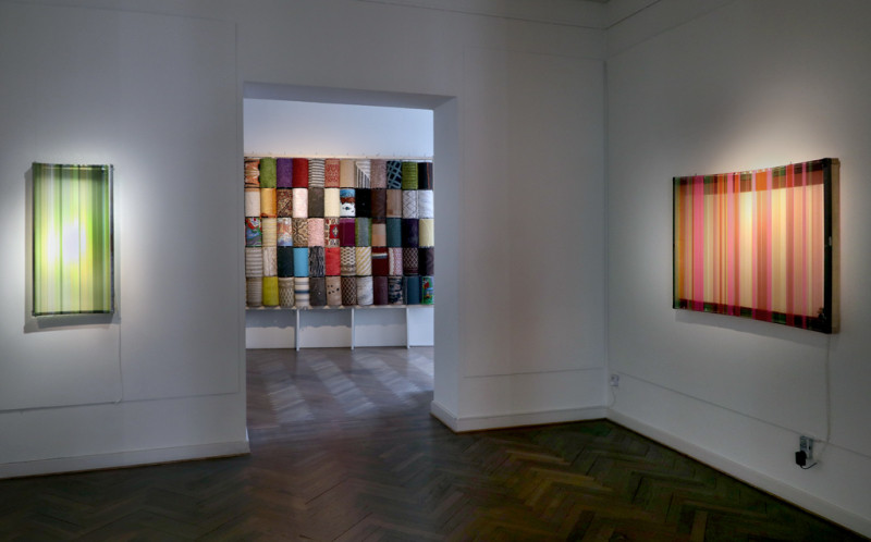 Bildergalerie Ausstellungsansicht: